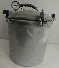 All American 1925x Heavy Cast Aluminum 25 Quart Sterilizer