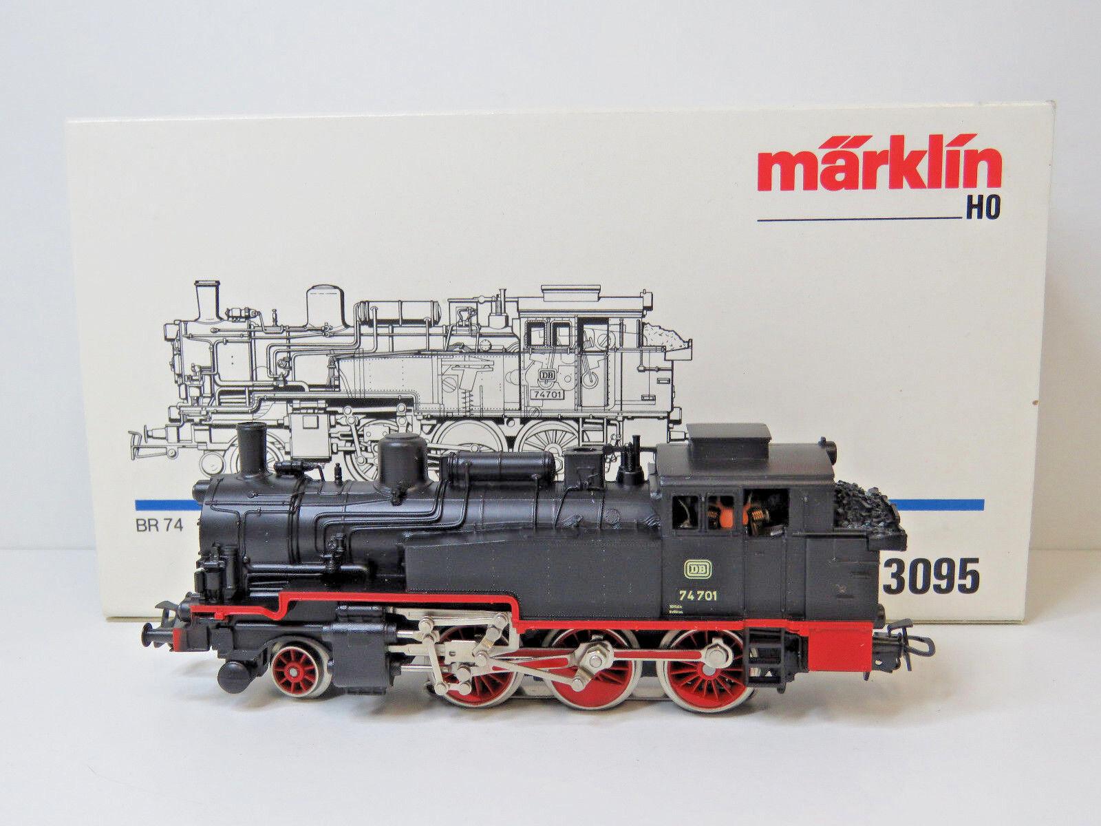 Locomotiva BR 74 701 delle DB, Epoca III,   HO, 3095,ovp, HB