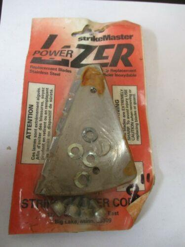 Strike Master Power Lazer LPD-8PB 8/'/'  Replacement Blades NOS