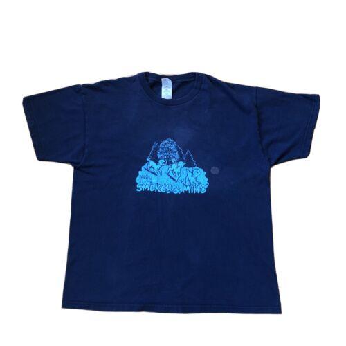 VTG 2001 Smokey & Miho Band T Shirt Size XL Gorill