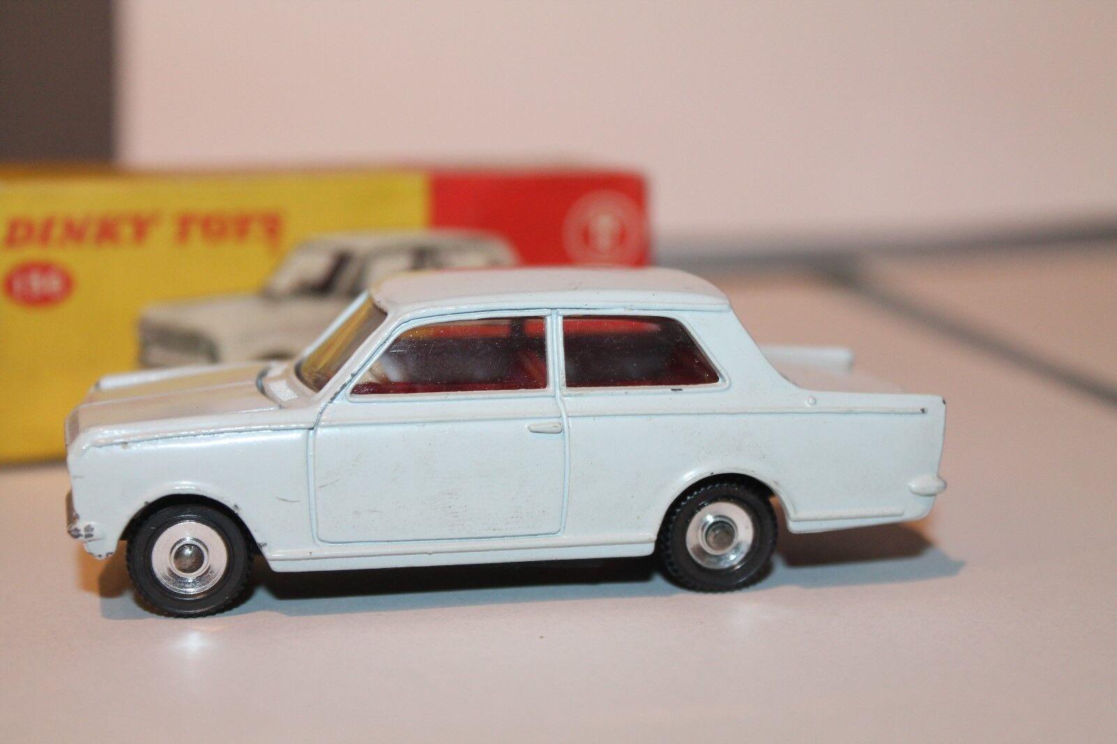 Dinky Toys 136  VAUXHALL  VIVA  BOXED  Original Meccano  RAR  en solde 70% de réduction