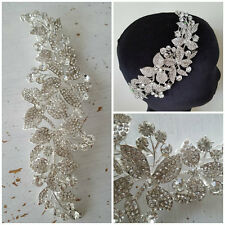 Bridal Wedding Hair Comb Vintage Hair Accessories Bridesmaid Headpieces Beatrice