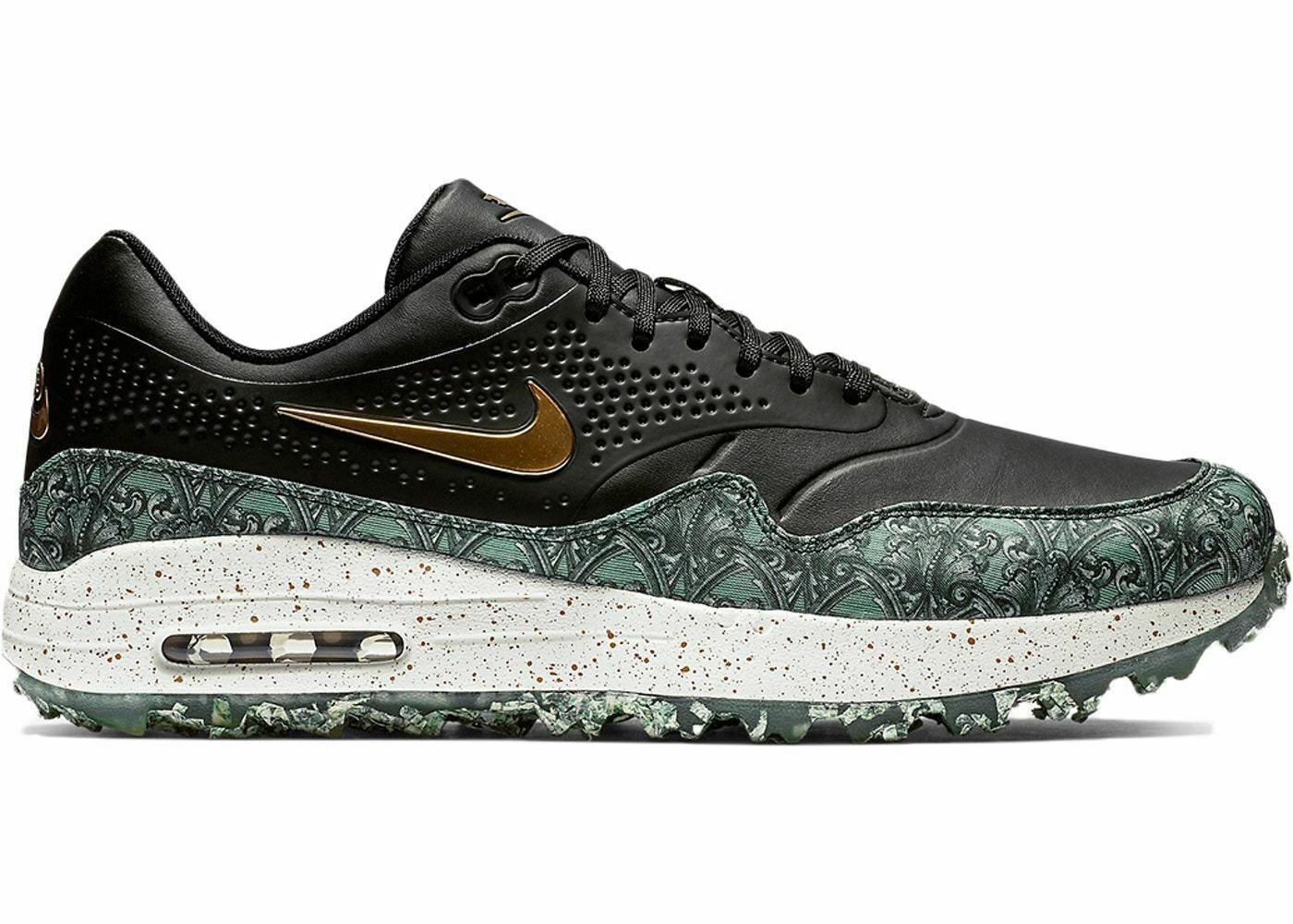 Nike Air Max 1 G Golf Shoes BlackWhite 5.00 1 5 5 Nike Air Max 1 G Golf Shoes BlackWhite (5.00), Reviews (1)