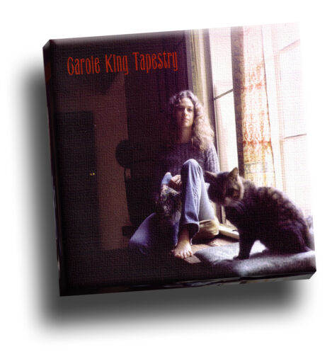 Carole King Tapestry Giclee Canvas Album Picture Art