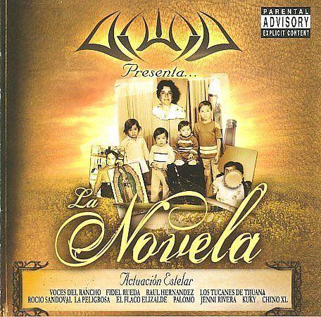 La Novela [PA] by Akwid (CD, Mar-2008, Univision Records)
