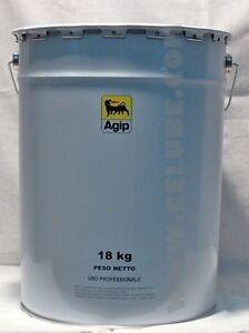 Eni  Eco Grease da kg 18 grasso al calcio biodegradabile