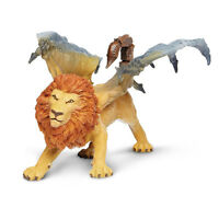Manticore Mythical Realms Figure Safari Toys Fun Kids Collectibles