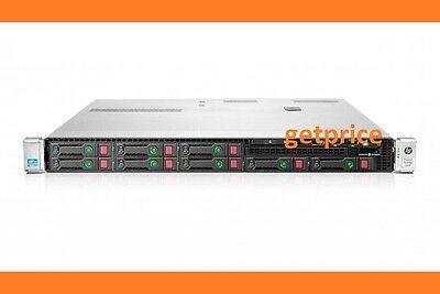 "DL360p gen8 g8 2x e5-2680 2.7GHz 128GB P420 1GB FBWCB 3 x 600GB SAS 10K 2,5"""