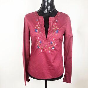 Abercrombie-amp-Fitch-Women-s-Medium-Cotton-Shirt