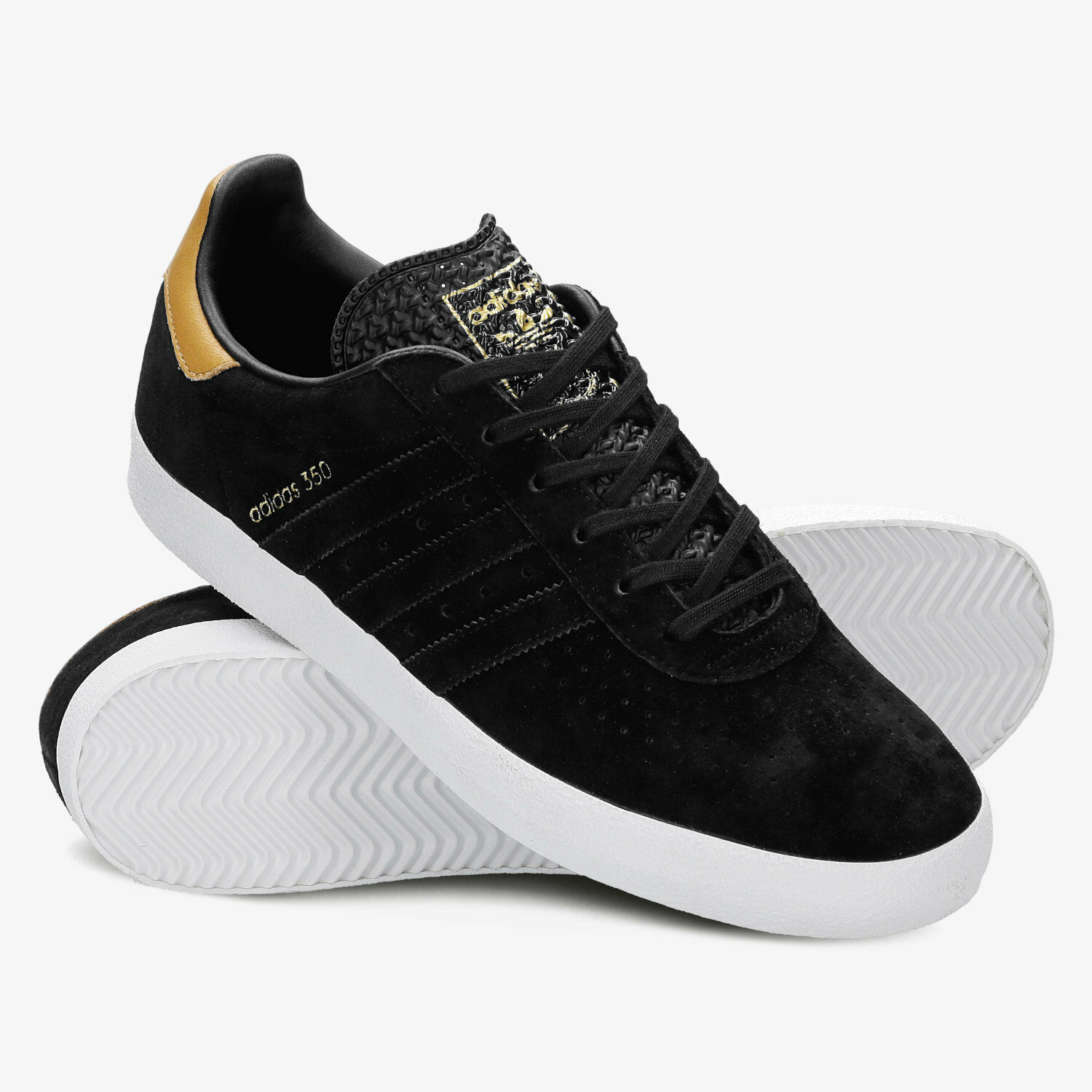 *BRAND Sneakers NEW* adidas Originals 350 Black Suede Sneakers *BRAND (BB5287), Size 13 US f65d4e
