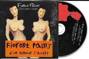 CD-CARTONNE-CARDSLEEVE-FLORENT-PAGNY-D-039-UN-AMOUR-L-039-AUTRE-2T-1-ECRIT-PAR-GOLDMAN