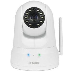 D-Link-DCS-5025L-HD-Pan-Tilt-Wireless-WiFi-Cloud-Surveillance-Security-Camera