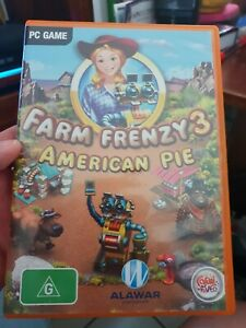Details about Farm Frenzy 3 - American Pie - PC GAME - FREE POST