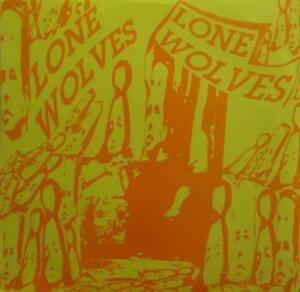 "Lone Wolves - Rubberbandballs (7"", Pink Vinyl) - Italia - Lone Wolves - Rubberbandballs (7"", Pink Vinyl) - Italia"