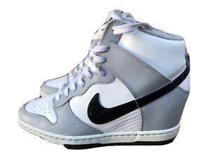 EUC Rare Nike Womens Dunk Sky Hi 528899