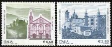 ITALY MNH 2008 SG3178-79 WORLD HERITAGE SITES SET OF 2