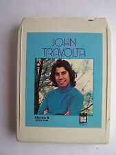 John Travolta - John Travolta Self Titled 8 Track Tape BKS1-1563