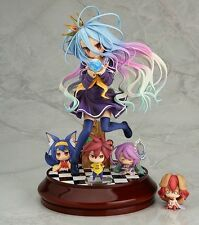 Anime Phat No Game No Life 2 Imanity Shiro PVC Action Figure Toy Doll Model Gift