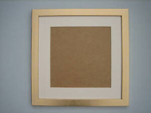 Gold 12x12 Square Photo Picture Frame Mount 8x8 Hang Ebay