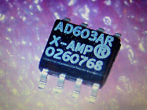 Analog-Devices-AD603AR-90MHz-LN-Variable-Gain-Amplifier