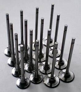 NEU Auslassventil Set 8 Stück für Mitsubishi 2.5 D 4D56HP MN176598 valve