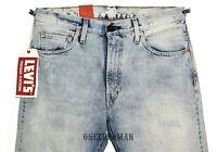 Levis 505 Lvc 1967 Big E Selvedge Hard Wash Distressed Blue Jeans W33 L32