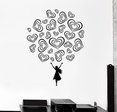 Wall Decal Teen Girl Love Romance Beautiful Decor Vinyl Stickers (ig2827) |  eBay