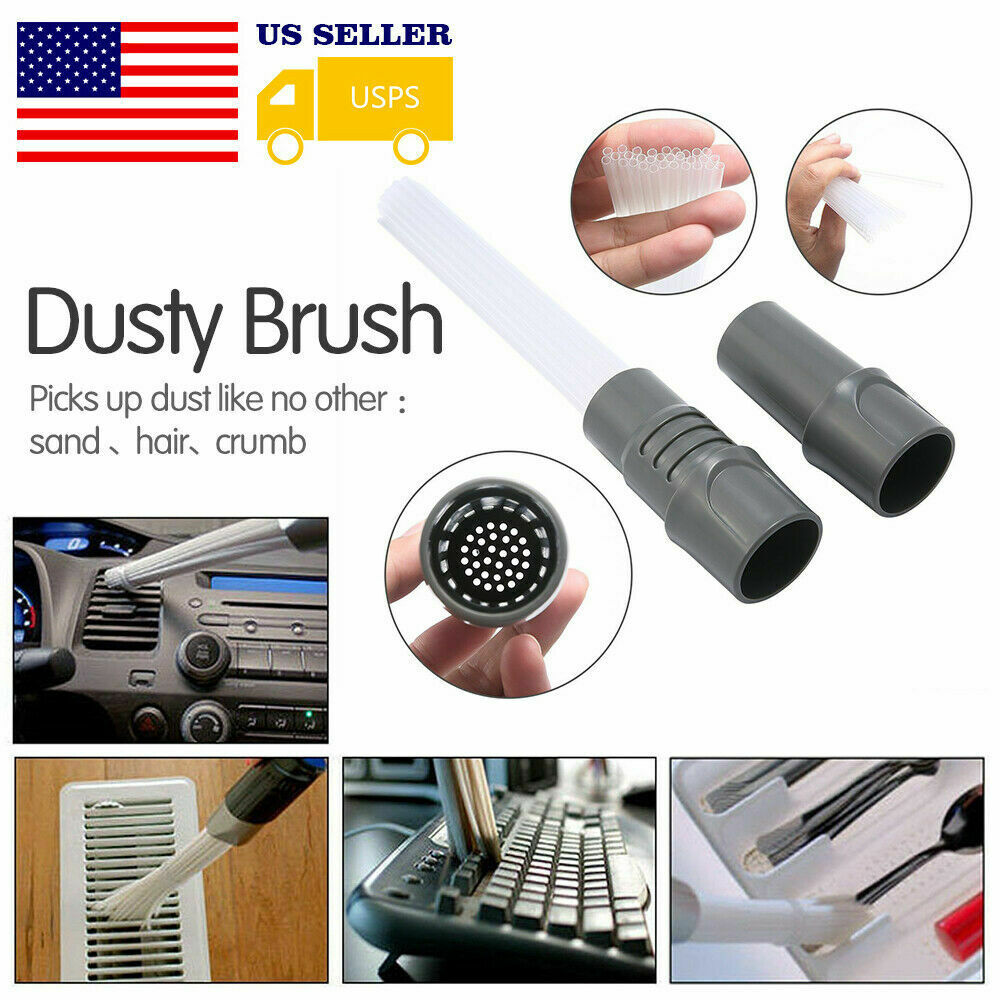 Universal Dust Brush Cleaner Dirt Remover Vacuum Attachment Home Cleaning Hoover