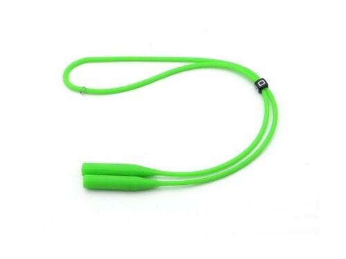 Glasses Strap Chain Holder DG-C0SS-7C Sports Soft Silicone Adjustable 53cm No1