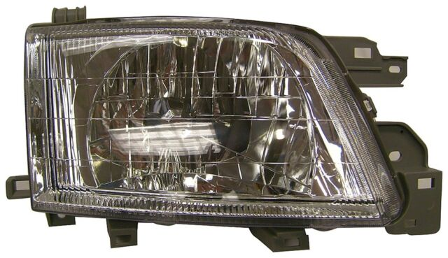 Right Headlight Embly For 2001 2002 Subaru Forester Dorman 1592088