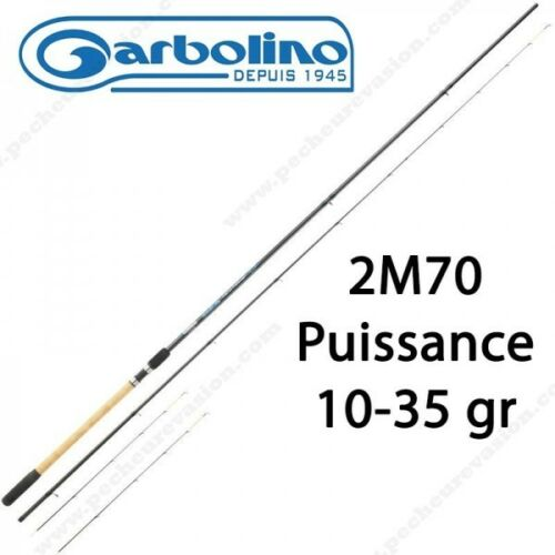 Canne Feeder Quiver Garbolino Still Water 270