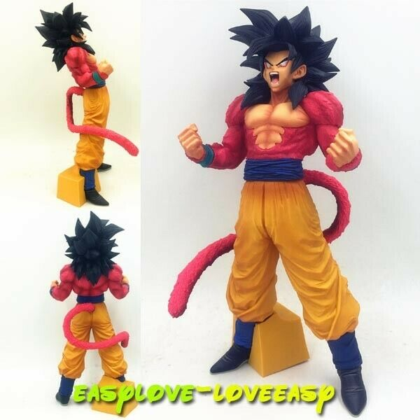 Dragon Ball GT Super Master Star Piece The Super Saiyan 4 Gokou Collect Figure