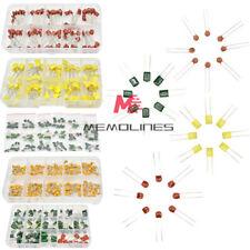 100960pcs Capacitor Assortment Electronic Ceramic Capacitor Kit Polyester Film