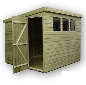 Garden Sheds 9x6 9x6 garden shed shiplap pent roof tanalised 3 windows pressure