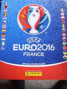 Image is loading PANINI-FOOTBALL-FRANCE-UEFA-EURO-2016-STICKER-BOOK- ad2f460ecd31e