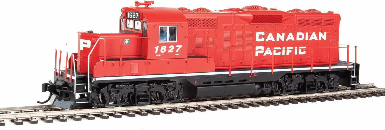 Escala H0 - Locomotora Diésel EMD GP9 Canadian Pacific Digital con Sonido 20405