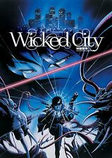 Wicked City (Remastered Special Edition) Complete Anime Box / DVD Set NEW!