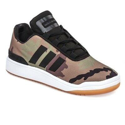 Adidas Veritas Low Sneaker Chaussures basket shoes CAMOUFLAGE ARMY UK 7 [40 23] | eBay