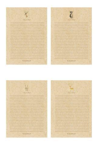 Romantic Writing Letter Paper Envelope European Retro Vintage Stationery Set
