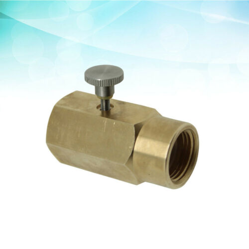 Golden TR21-4 To CGA-320 Adapter Sparkling Water Machine CO2 Tank Connector