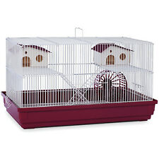 Hamster Gerbil Cage Rat Mice Mouse Indoor Small Pet Ferret Hutch House Enclosure