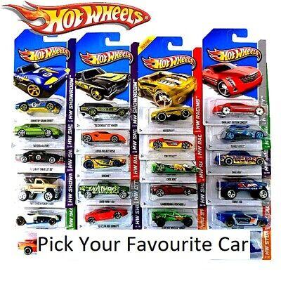 Nouveau Hot Wheels véhicules série collection Die Cast Cars choisissez votre véhicule