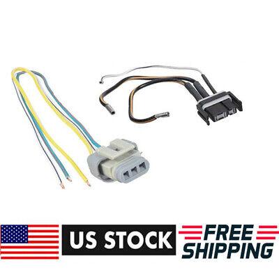New Repair 2 Way Plug Connector Alternator Regulator Harness for Dodge Chrysler