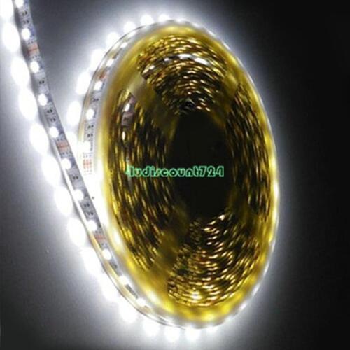 High Bright LED Strip Lights Fairy Lamp Decor 3528//5050SMD 12VPower Supply US 5M