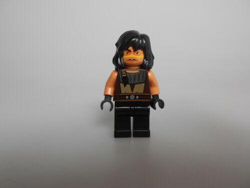 Lego® Star Wars Minifigur  Quinlan Vos  aus Set 7964