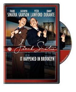 E'successo a Brooklyn (DVD) 1947 Frank Sinatra, Kathryn Grayson NUOVO