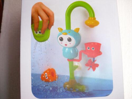 Brigamo 2in1 Wasserspiel Badespaß Badedusche Water Baby
