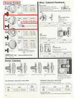 Ives 522b3-1.5 Drawer/cabinet Knob, Solid Brass, Polished Brass Finish