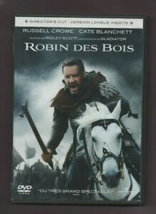 DVD - Robin Des Holz Avec Russell Crowe Und Cate Blanchett