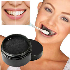Beauty Organic Activated Charcoal Bamboo Toothpaste Teeth Whitening Powder